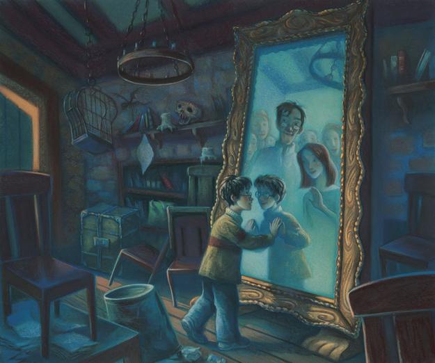 Harry Potter ilustrovaný Mary GrandPré