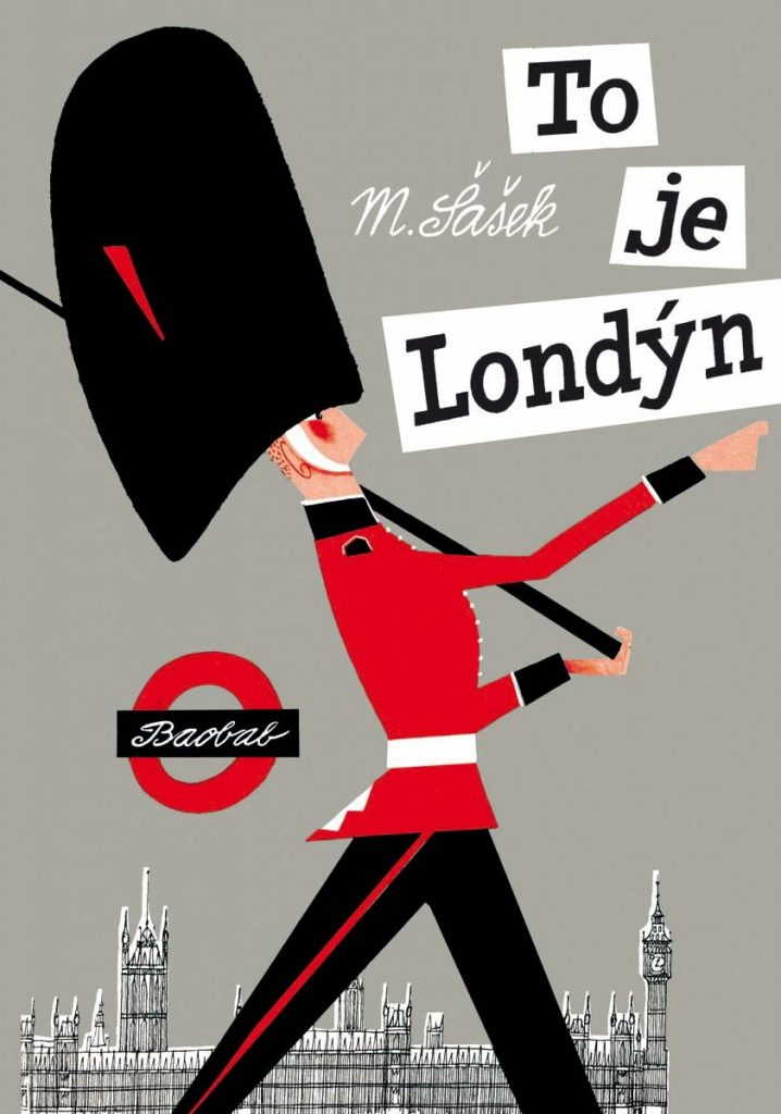 Miroslav Šašek: To je Londýn