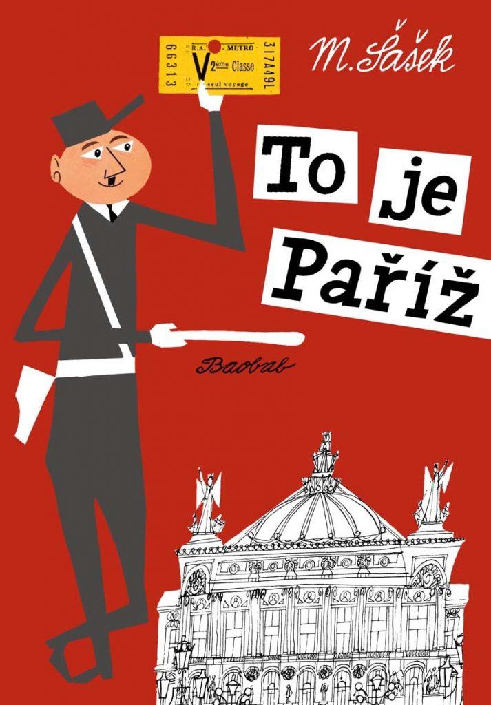 Miroslav Šašek: To je Paříž