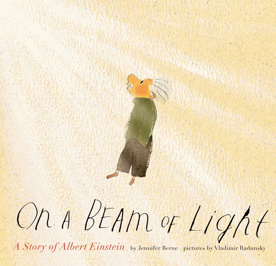 Obálka knihy On a Beam of Light