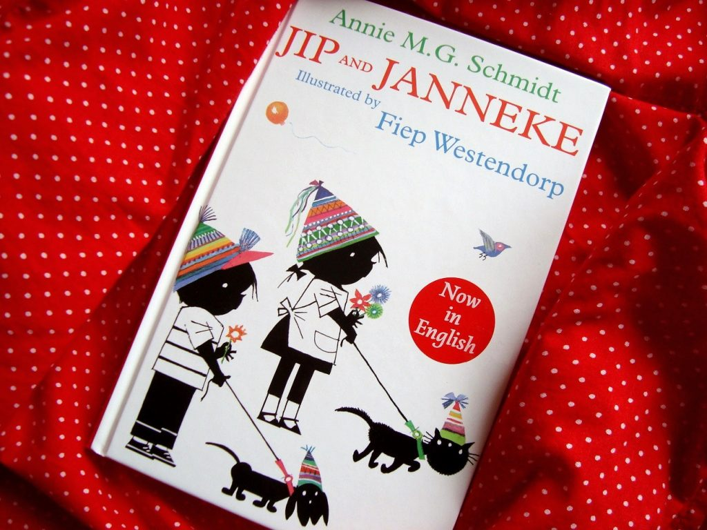 Obálka knihy Jip & Janneke