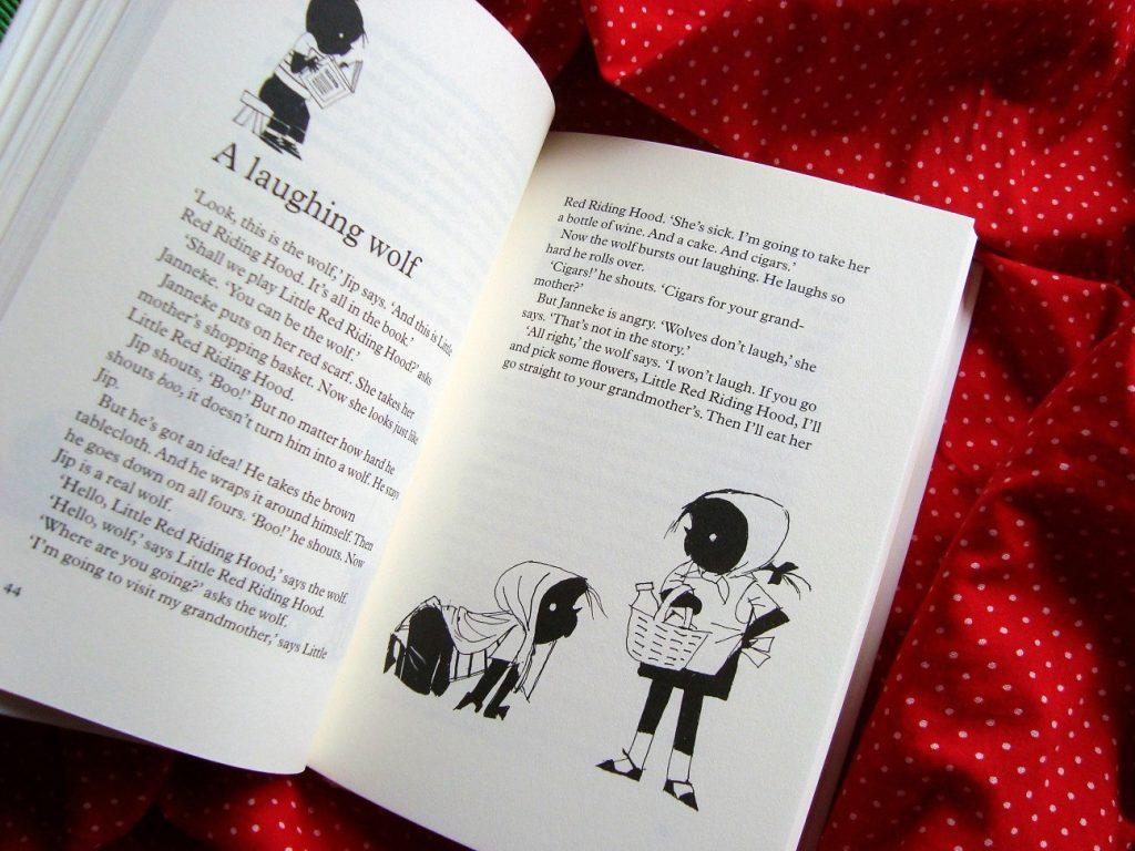 Ukázka z knihy Jip & Janneke