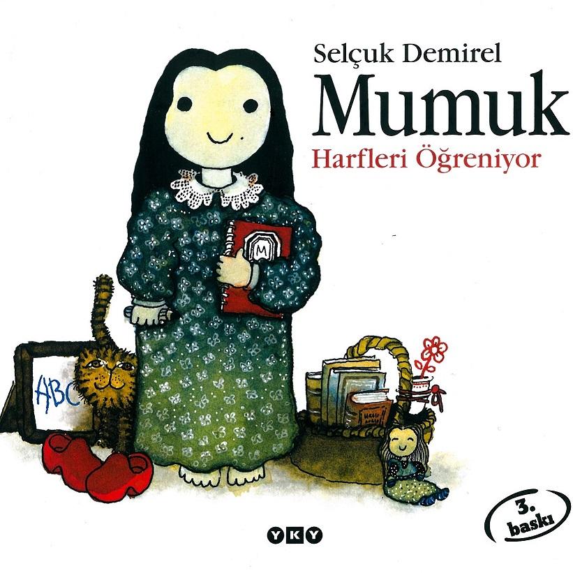 Obálka knihy Mumuk