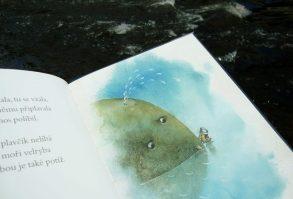 Uspávanka s plavčíkem a velrybou