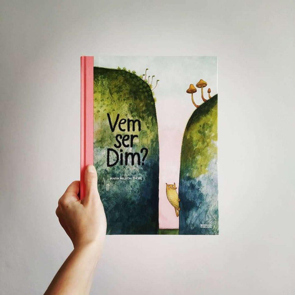 Obálka knihy Kdo vidí Dima?