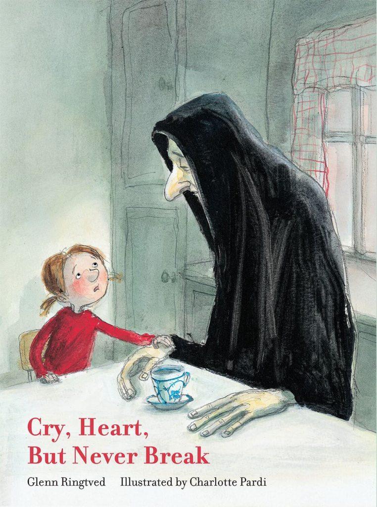 Kniha pro děti o smrti