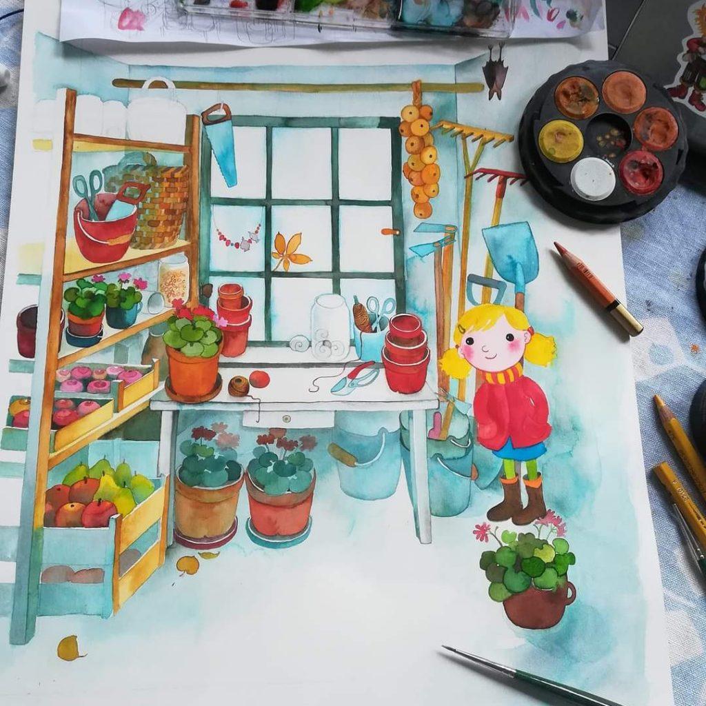 Ilustrace z knihy