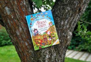 Kniha Oříškový podzim s Luckou, Jendou a Martínkem