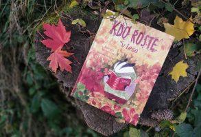 Kniha Kdo roste v lese